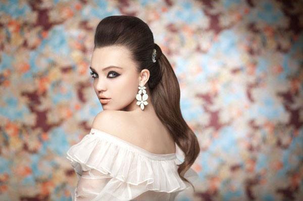 Красиво завязанный хвост — всегда стильно. Фото с сайта femy.ru