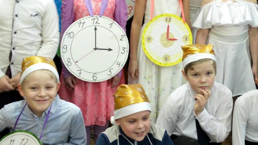 Веселые сценки на Новый 2019 год для детей