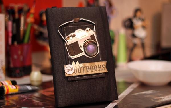 Делаем блокнот в подарок. Фото с сайта www.fresher.ru