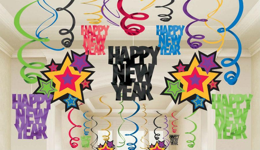 Праздник к нам приходит - Новогодний дизайн комнат