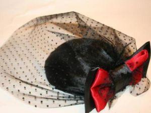 Делаем шляпку сами. Фото с сайта http://womanadvice.ru