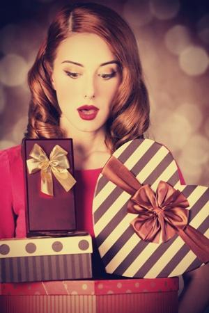 Подарок отражающий характер избранницы