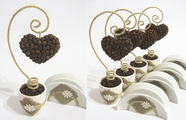 Интересная идея оформления топиария. Фото с сайта bliznyashka.blogspot.com