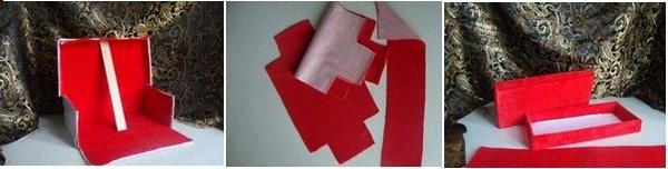 Обшивка внутренней части. Схема №2. Фото с сайта http://podelki-doma.ru