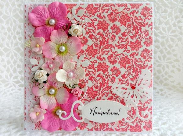 Скапбукинг — отличный способ проявить свои творческие способности. Фото с сайта http://img.vrukodelii.com/