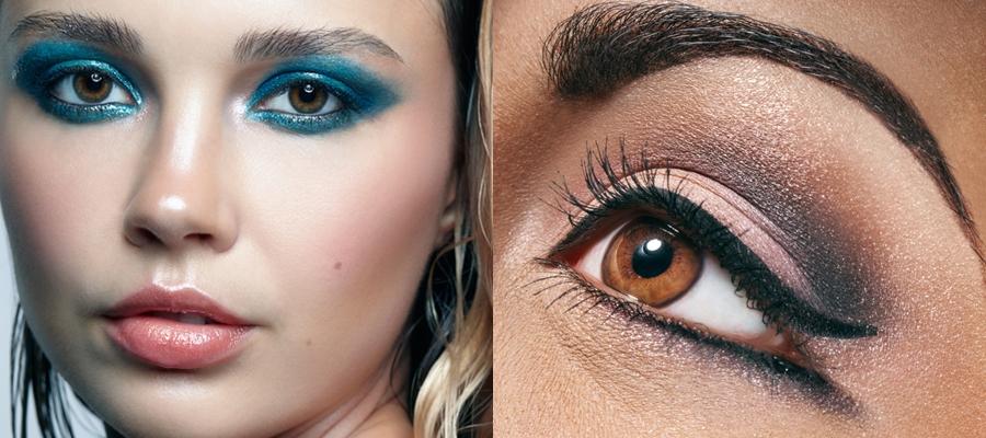 Новогодний макияж 2019 - идеи праздничного мейкапа