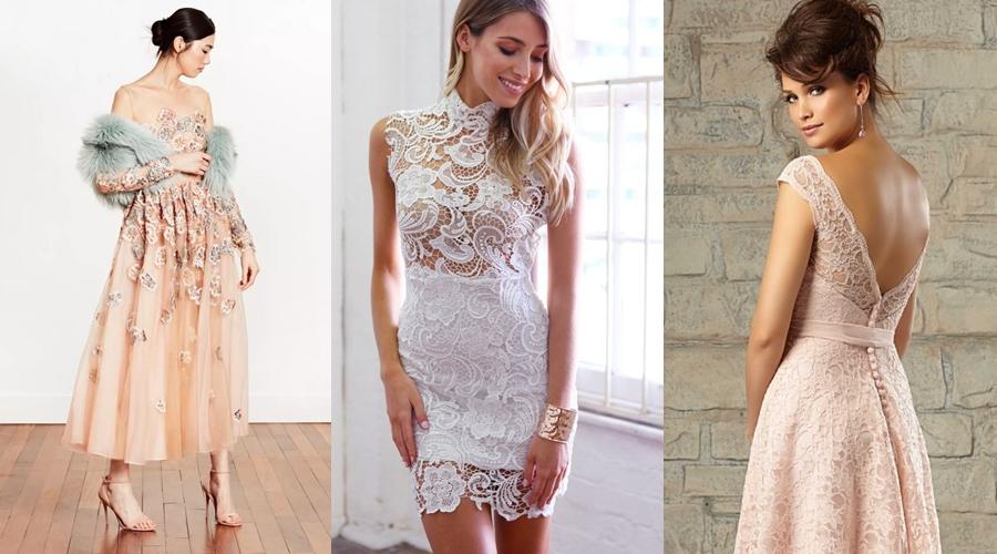 Все о новогодних платьях в 2019 - модный обзор