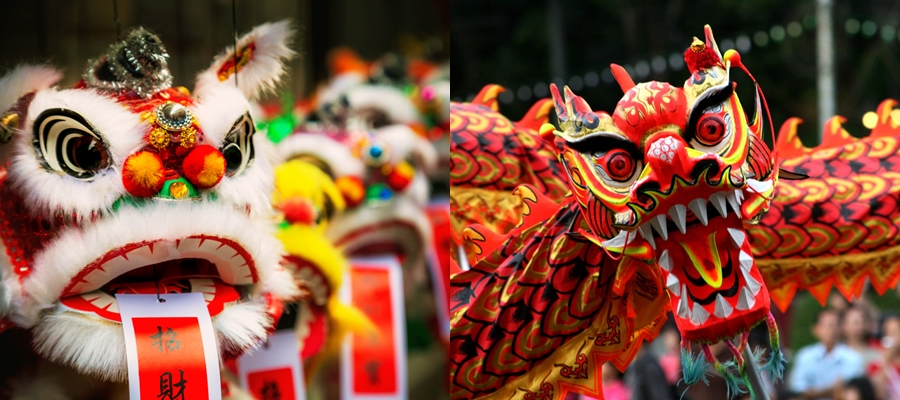 Китайский Новый Год 2019 - дата, история, прогноз и фото-обзор