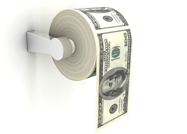 Вручаем денежный подарок оригинально: лучше идеи