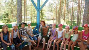 Игры на знакомство для детского лагеря