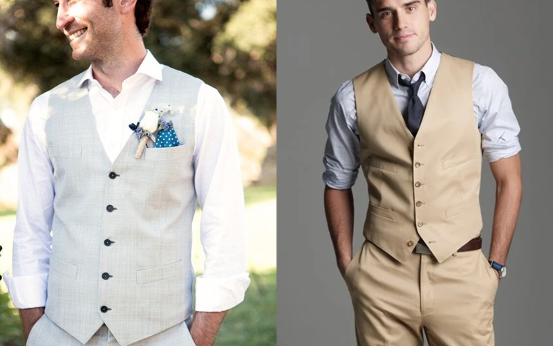 Мужской образ на свадьбу без костюма: что надеть гостю