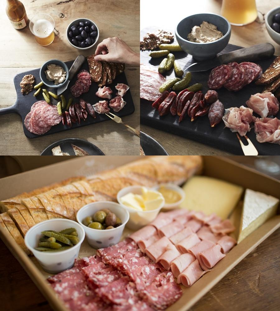 piknik Как собрать мясную тарелку: выбор мяса, аккомпанемент, правила сервировки