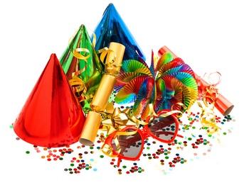 Детский праздник полон радости и красок