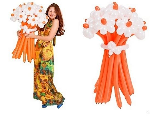 Цветы могут быть воздушными. Фото с сайта flowerindustry.ru
