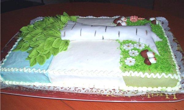 "Торт ""Березка"". Фото с сайта http://kyharim.ru/"