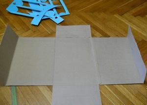 Делаем выкройку для сундучка. Фото с сайта http://womanadvice.ru/