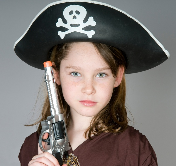 Настоящий отрыв для детей — пиратская вечеринка!