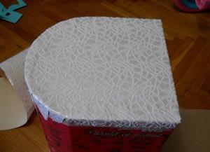 Прикрепляем боковые стенки. Фото с сайта http://womanadvice.ru/