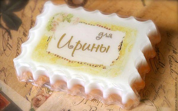 Подарки ручной работы — нежность и тепло. Фото с сайта livemaster.ru