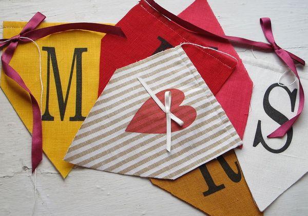 Интересные гирлянды добавят настроения. Фото с сайта www.livemaster.ru