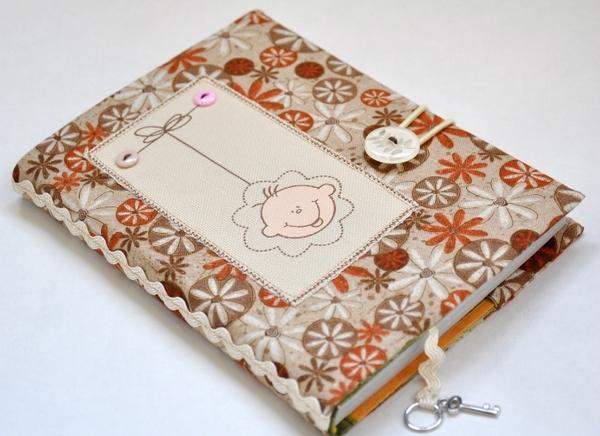 Мини-книга, где на каждой страничке написано о любви к маме. Фото с сайта www.liveinternet.ru