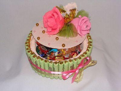 Тортик с сюрпризом внутри. Фото с сайта agulife.ru
