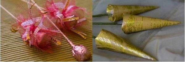 Цветы в форме конуса. Фото с сайта ped-kopilka.ru