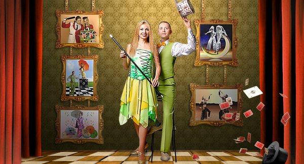 Как повеселить гостей — фокусники в зале! Фото с сайта www.avsr.pro