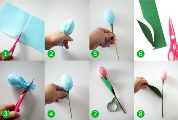 Букет из киндеров: пошаговая инструкция. Фото с сайта http://womanadvice.ru