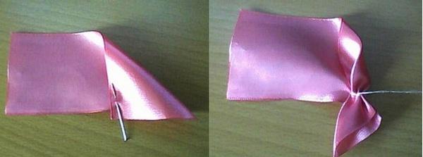 Процесс создания розы. Фото с сайта http://supercook.ru