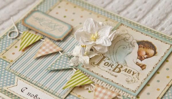 Идеи оформления альбома. Фото с сайта http://katyakapustina.blogspot.com/