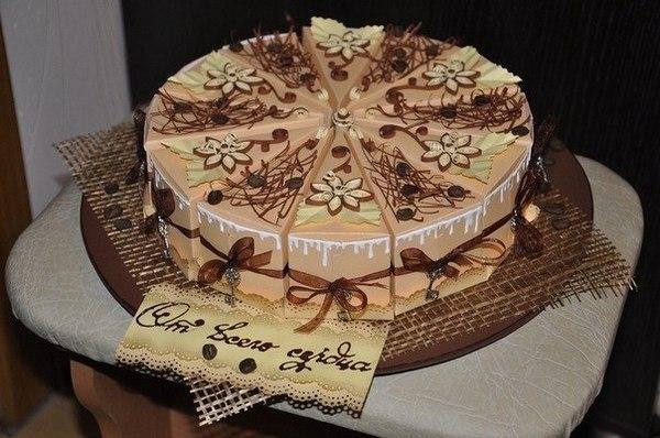 Торт со сладкими пожеланиями. Фото с сайта http://kad0sh.livejournal.com/