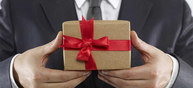 Подарок от коллектива