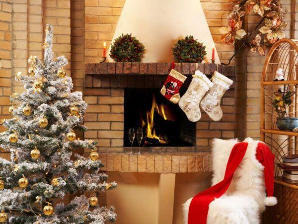 Уютная атмосфера Нового года. Фото с сайта warfaceinfo.ru