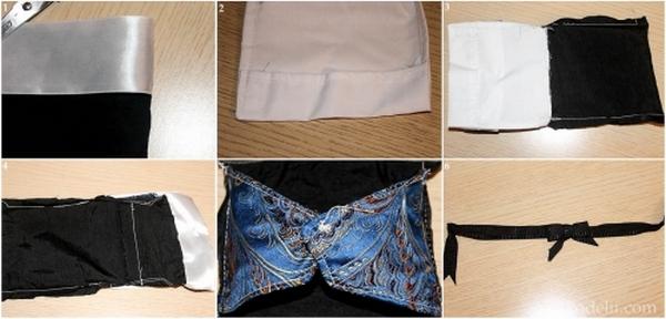 Процесс изготовления костюма. Фото с сайта http://womanadvice.ru/