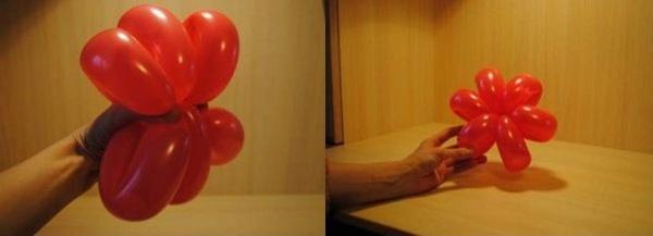 Получаем ромашку. Фото с сайта http://womanadvice.ru